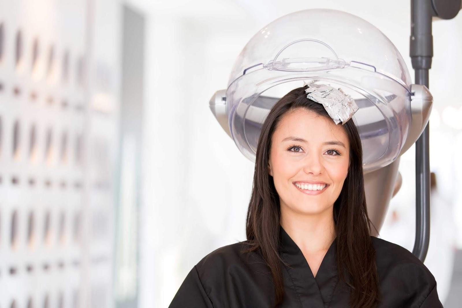benefits advantages hair spa treatment beauty salon beautician therapist