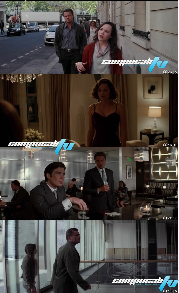 Inception DVDRip Español Latino