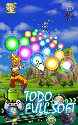 Descarga el juego DRAGON BALL Z DOKKAN BATTLE FULL APK