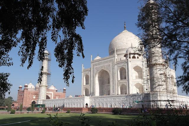 Taj Mahal, Karya Cinta Abadi Shah Jahan