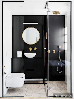 Black And White Interior Design Ideas 1