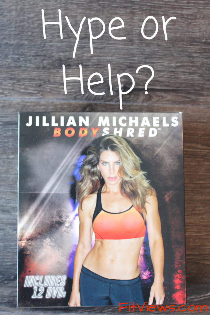Jillian Michaels BodyShred Review