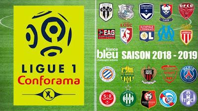 Comment regarder Championnat de France de football 2018-2019 en Direct en Ligne