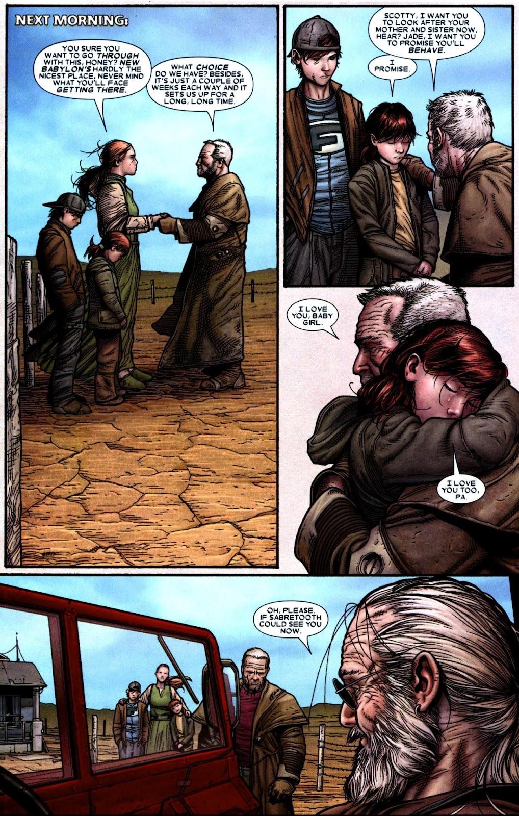 Read online Wolverine (2003) comic -  Issue #66 - 20