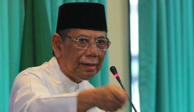 KH Hasyim Muzadi: Perjuangan Muhammadiyah Autopsi Siyono Wakili Umat Islam