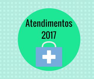 relatorio de atendimentos 2017