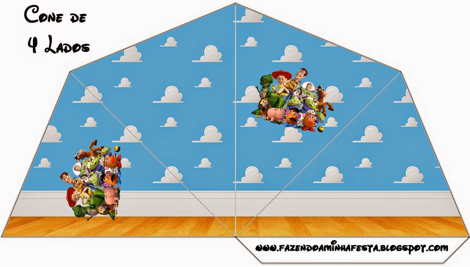 Toy Story 3 Free Party Printables Oh My Fiesta In English
