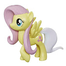 MLP Rainbow Tail Surprise Fluttershy Brushable Pony