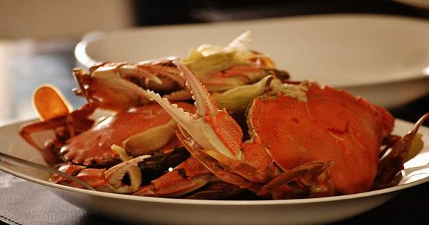 Steamed Garlic Crab Recipe