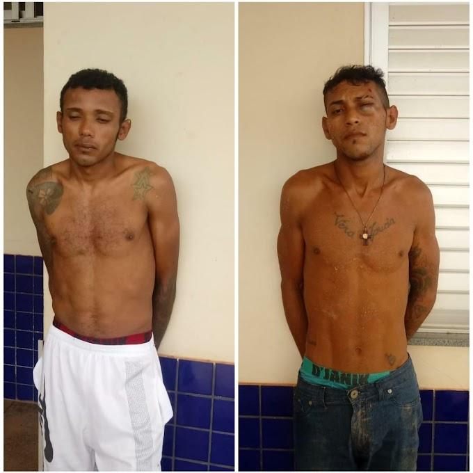 Em Santarém: Fugitivos de Cucurunã presos pelo serviço Reservado da PM
