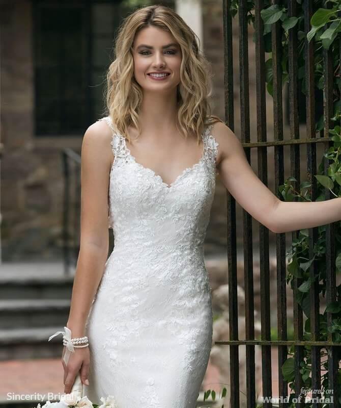 Sincerity Bridal Fall 2018 Wedding Dresses World Of Bridal