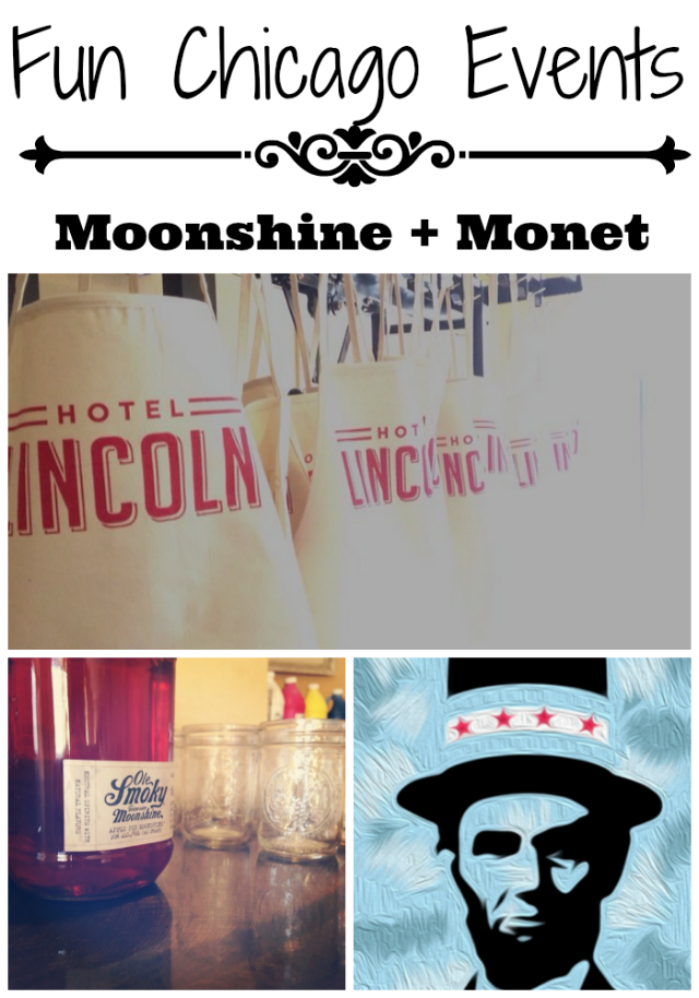 hotel lincoln moonshine and monet