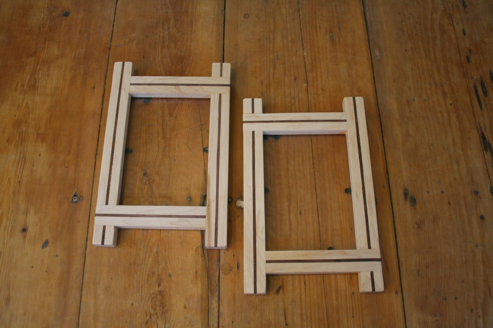 Sugar maple picture frames vaughan woodworks sugar maple picture frames jeuxipadfo Image collections