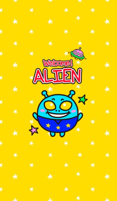 Welcome ! ALIEN