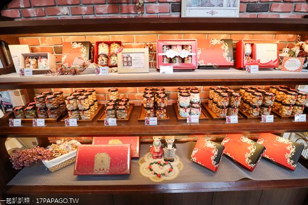 富林園洋菓子|小林煎餅|台中大雅法式甜點|南法鄉村城堡喝下午茶|釣鐘燒免排隊