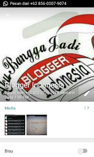 geup whatsapp blogger indonesia 2