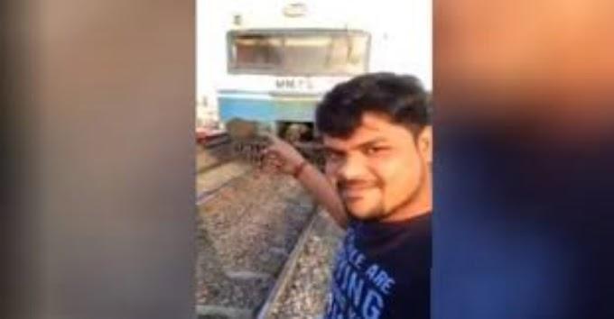 Para ganhar likes na internet, jovem é atropelado por trem