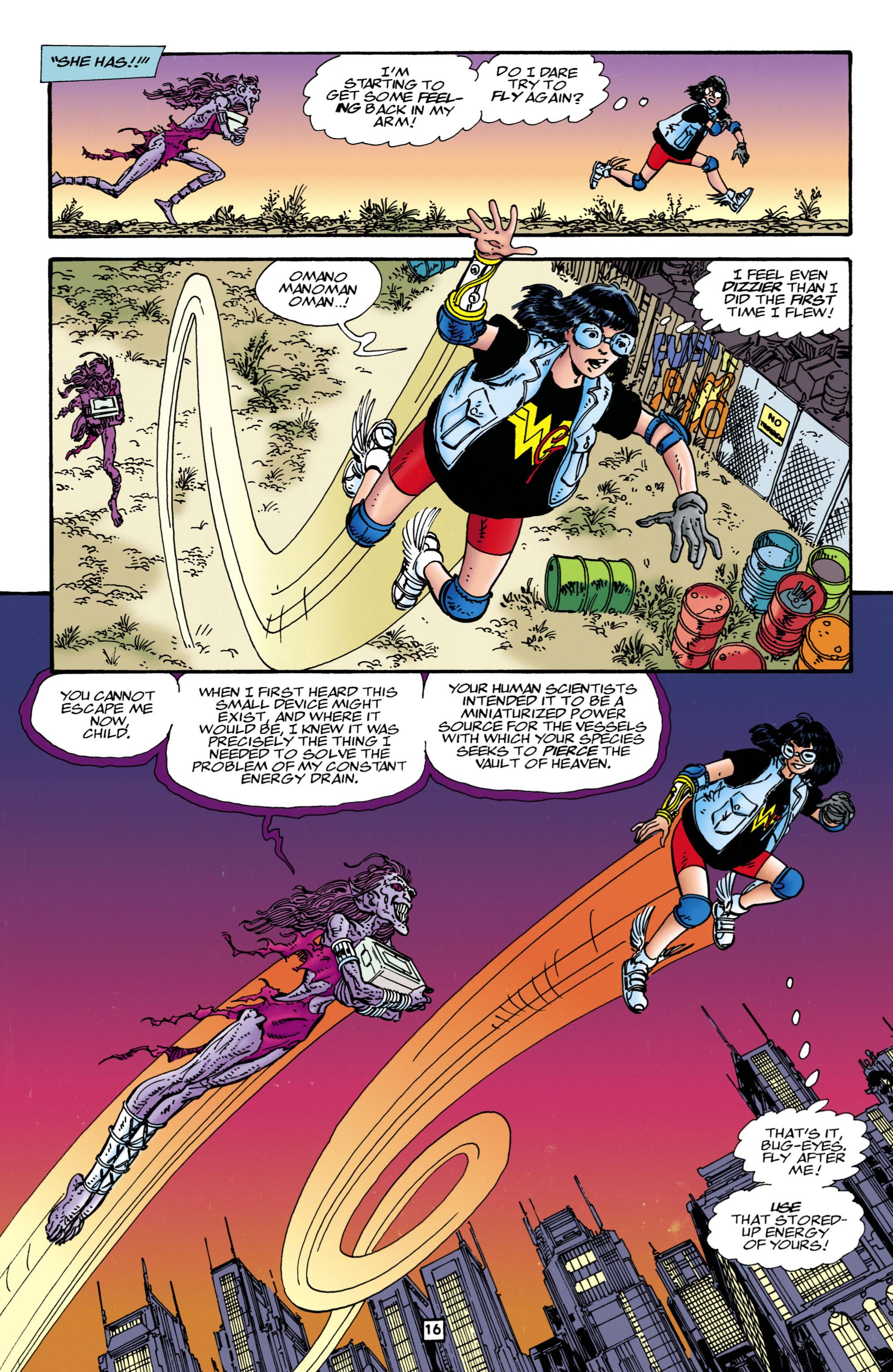 Read online Wonder Woman (1987) comic -  Issue #113 - 17