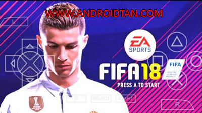 PES Jogress V3 Mod FIFA18 Full Patch PSP + Savedata Android Terbaru