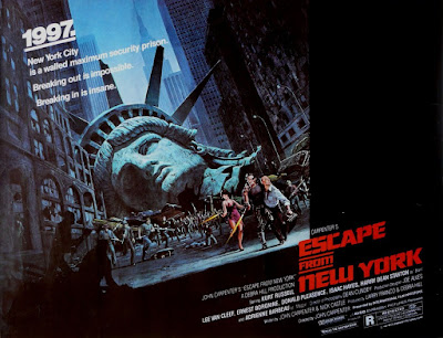 Escape from New York detrás de las cámaras