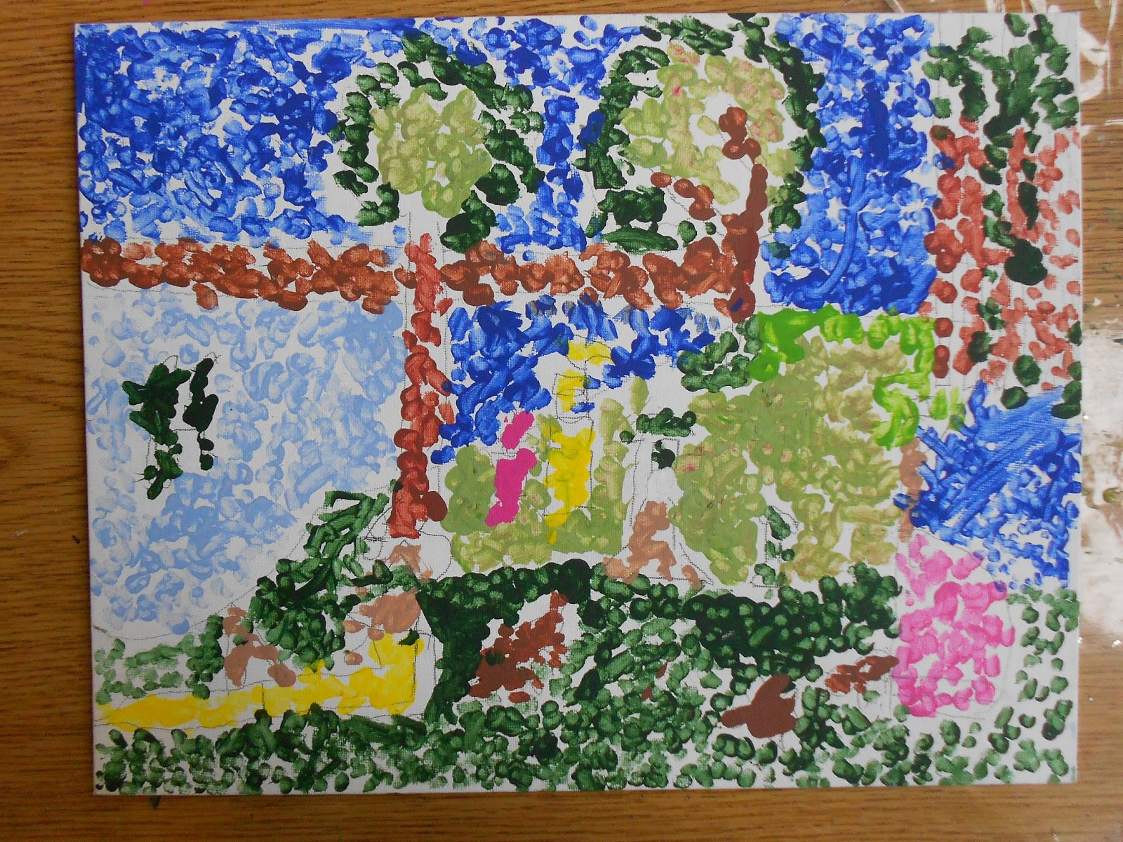 Learn Explore Create 1st Grade George Seurat Paintings