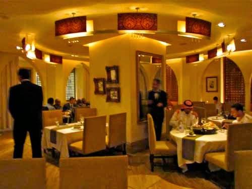 Elegant Intercontinental Hotel Cairo Egypt
