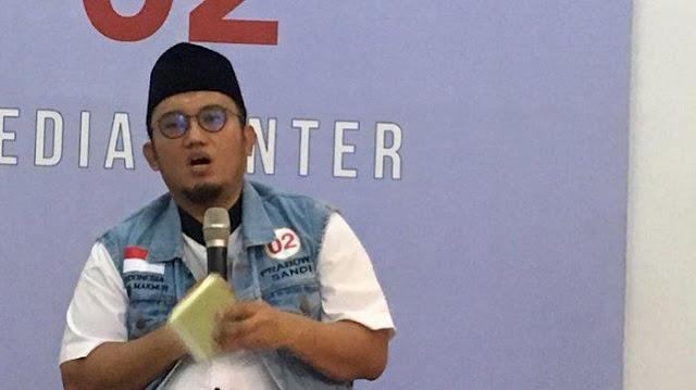 BPN: DPT Bermasalah Curangi Prabowo-Sandi