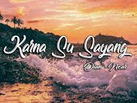 Karna Su Sayang Chord by Near