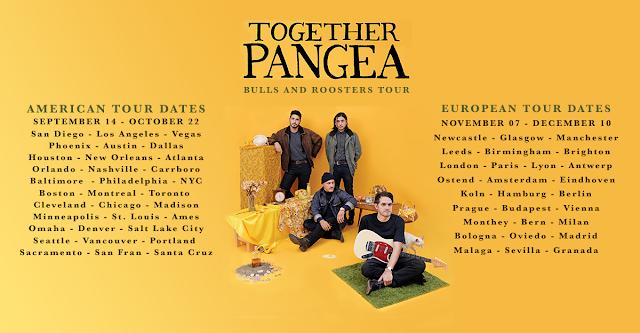 "Together Pangea - ""Money On It"" - Metamorphosize Once Again"