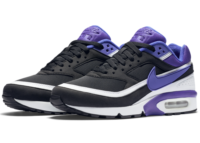The Air Max Classic BW — envisioned by Tinker Hatfield and originally  released in 1991 — utilized the same Nike Air-Sole unit as the Air Max 90  but enlarged ... 93e6a1205b7d