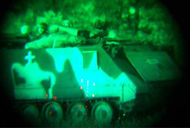 Αποτέλεσμα εικόνας για Και Νυχτερινές Βολές της ΧΙΙης Μηχανοκίνητης Μεραρχίας Πεζικού στον «ΑΕΤΟ»