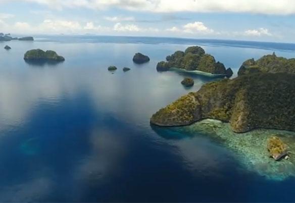 Wisata Pulau Raja Ampat Papua Populer di Seluruh Dunia