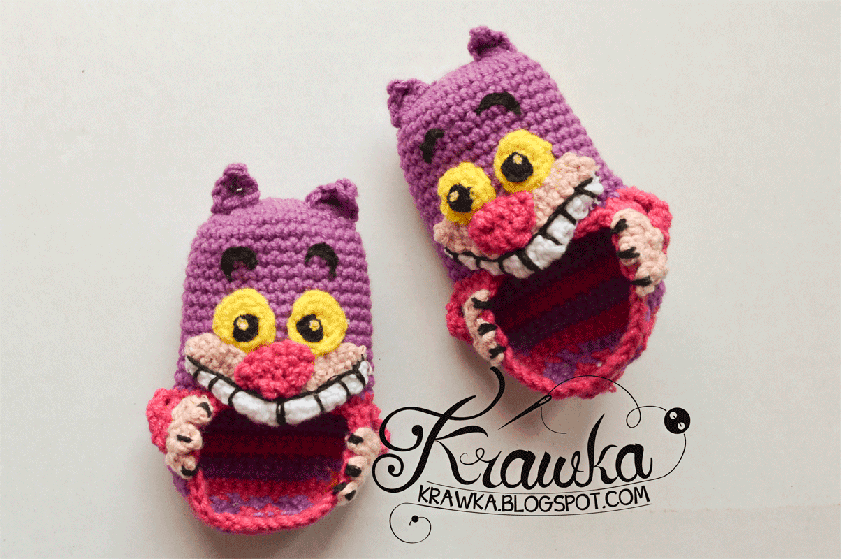 Cheshire cat Amigurumi crochet pattern | For crochet pattern… | Flickr | 800x1204