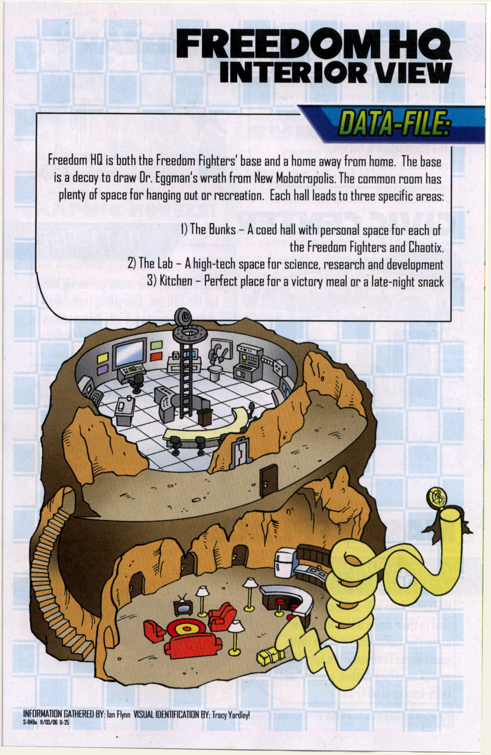 Read online Sonic The Hedgehog comic -  Issue #178 - 20