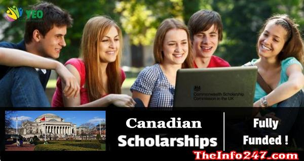 Apply for Fully Funded Izaak Canadian Scholarships at BC, Canada