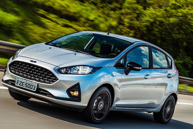 Ford New Fiesta 2018 - taxa zero