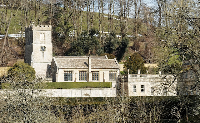 St Peters Church - Dyrham Park