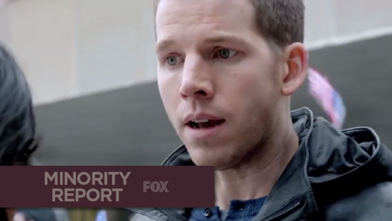 """Minority Report"", The Series, Trailer"