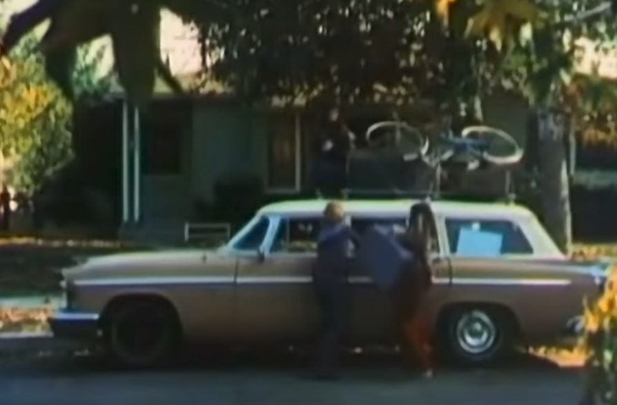 Crawling From The Wreckage: 1956 Chrysler New Yorker Town and Country - One  Day at a Time