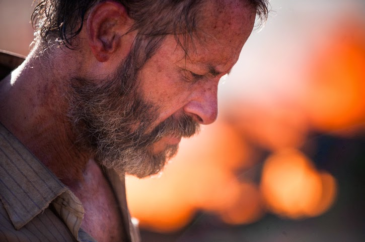 The Rover -  Eric sorrowful and morose | A Constantly Racing Mind