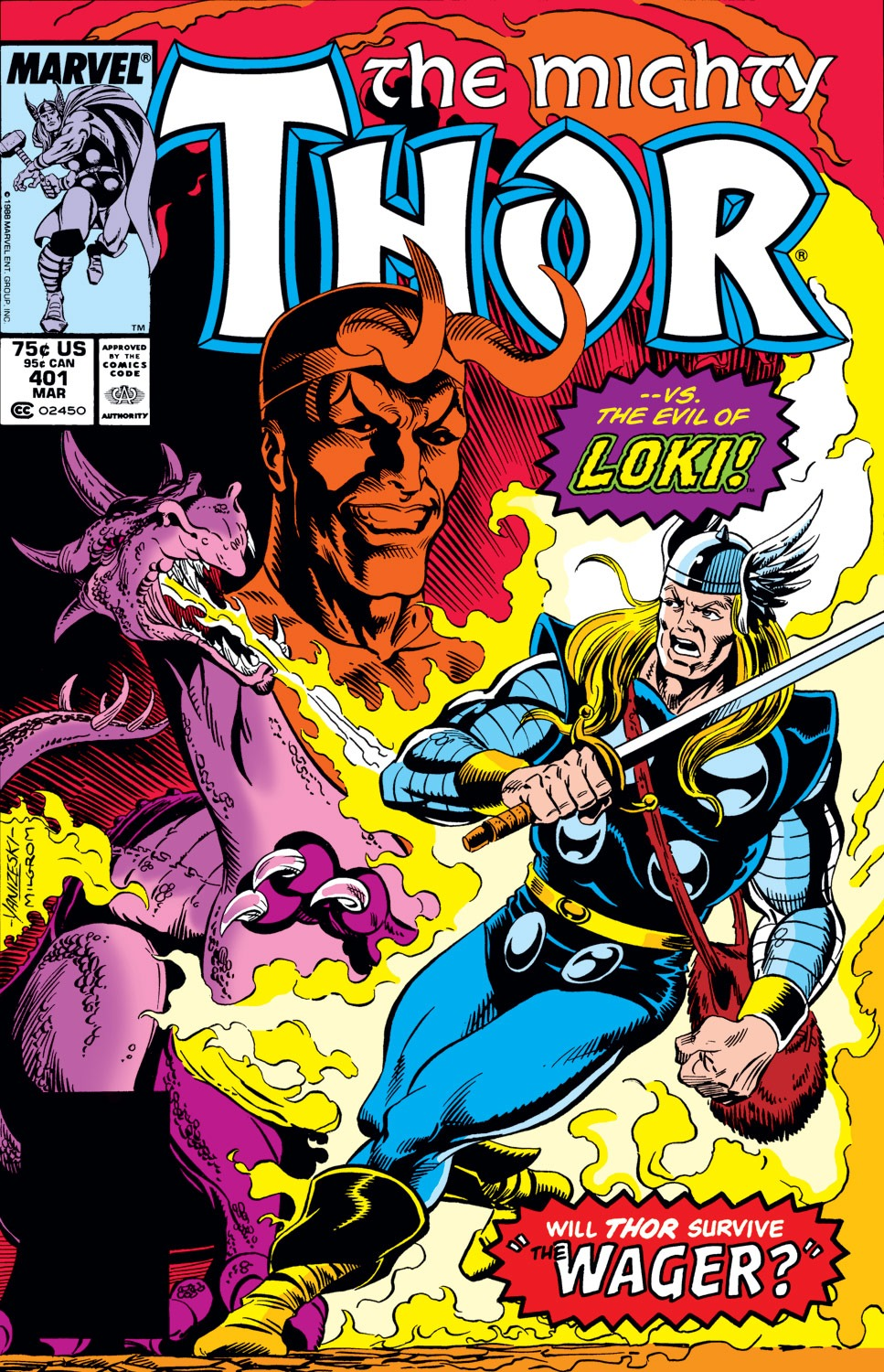 Thor (1966) 401 Page 1