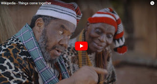 Pete Edochie Brings Things Together In Wikipedia Video