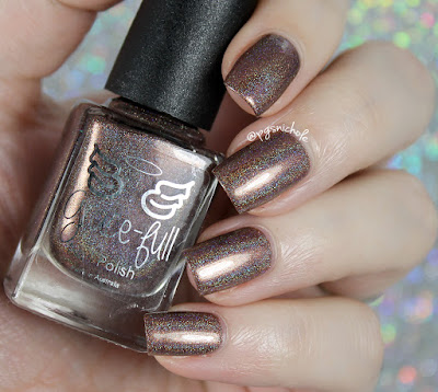 Grace-Full Nail Polish Toasted Hazelnut| Delicate Neutrals