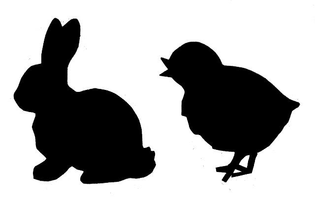 hot sale online f8deb 9a5d7 DIY Easter Bunny