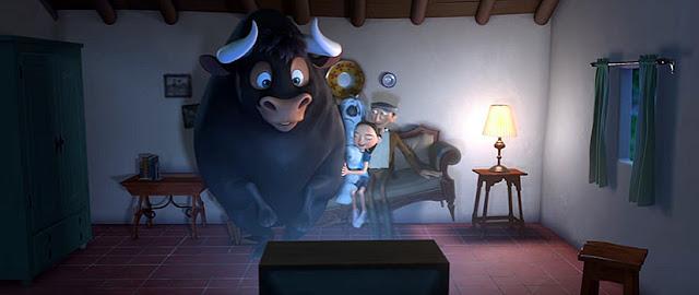 Sinopsis Film Animasi Ferdinand (2017)