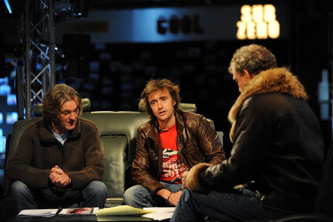 Top Gear (UK) - Season 12 Episode 01: Lorries
