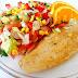Jihoafrický salát s rybou