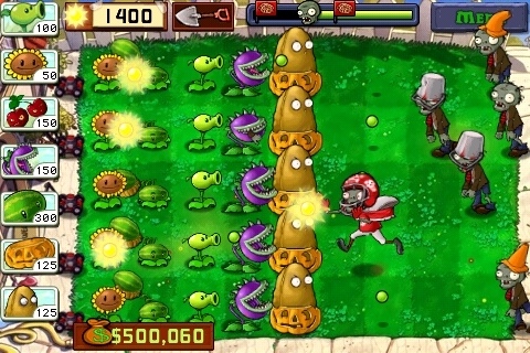 Tải game SkyGarden 132 cho điện thoại: Android, Java