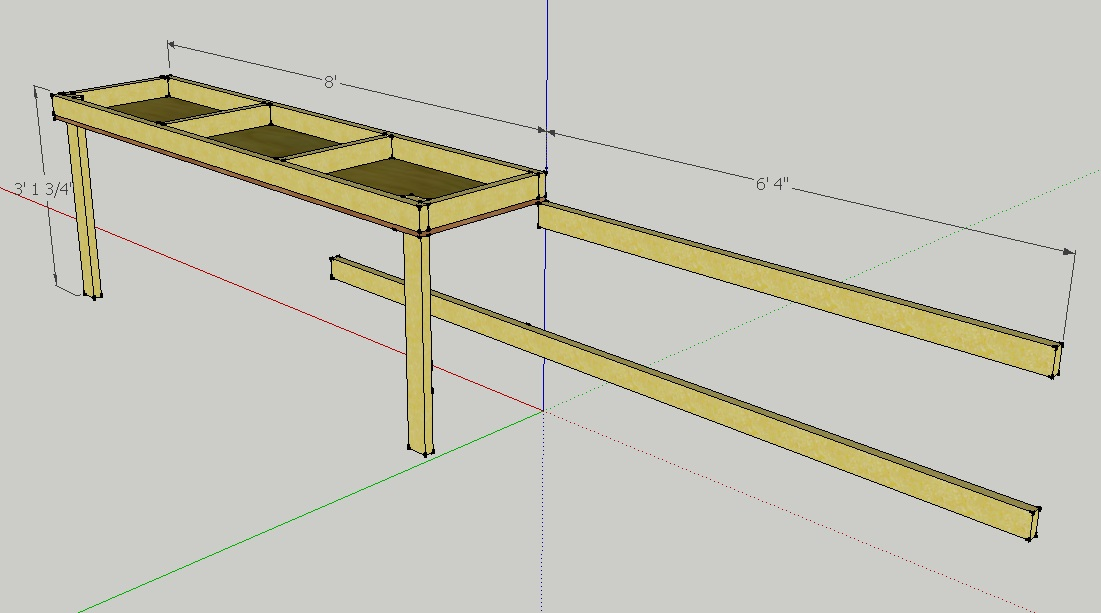 callsign KTF Plans For a Custom Garage Workbench – Plans For Garage Workbench