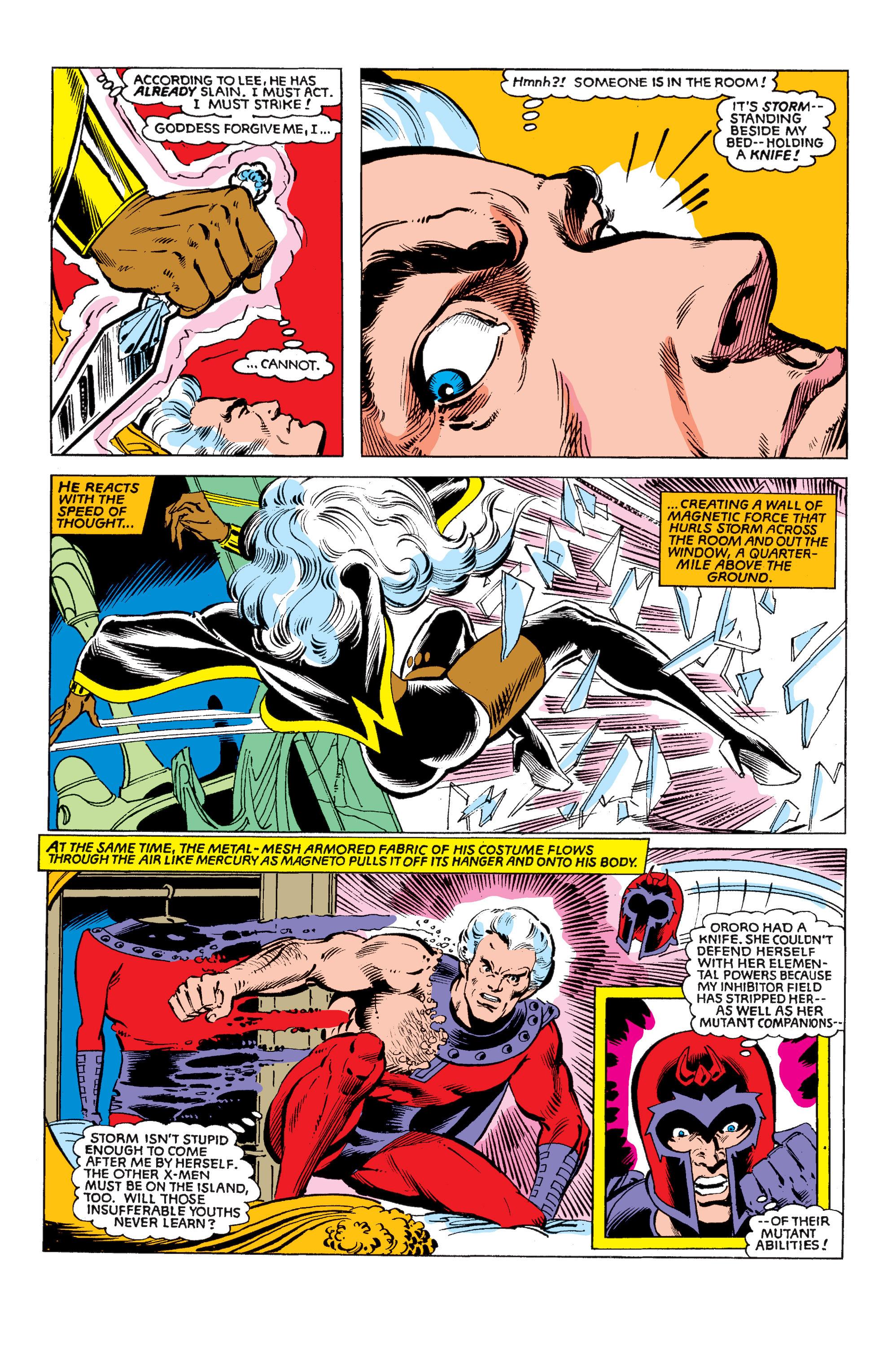 Read online Uncanny X-Men (1963) comic -  Issue #150 - 24
